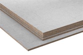 ЦСП  цементно-стружечная плита 3200х1200х10мм